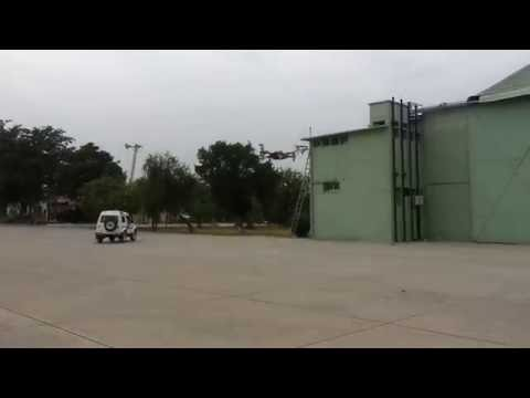 Quadcopter Iqra Universirty Islamabad Student Project