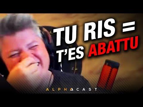 CE JEU M'A TUÉ (de rire) ► Best of AlphaCast Bonus