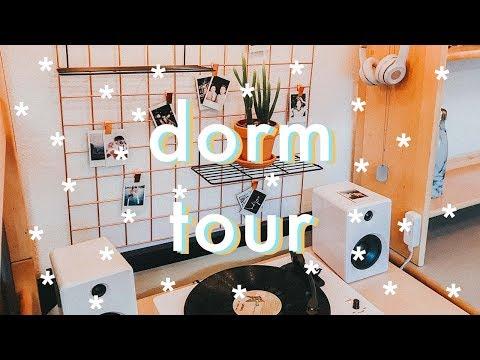 UCSD COLLEGE DORM TOUR!