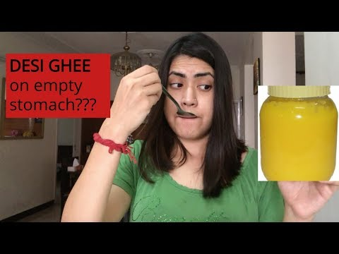 DESI GHEE for PCOD fat loss weight loss | Benefits of ghee & my experience after 7 days