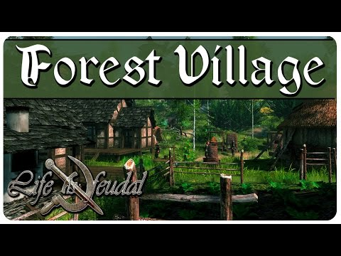 Life Is Feudal: Forest Village Gameplay | Expansions! | Let