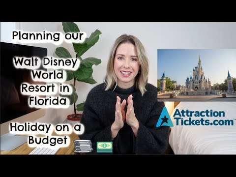 PLANNING OUR HOLIDAY TO WALT DISNEY WORLD RESORT IN FLORIDA ON A BUDGET | AD | KERRY WHELPDALE