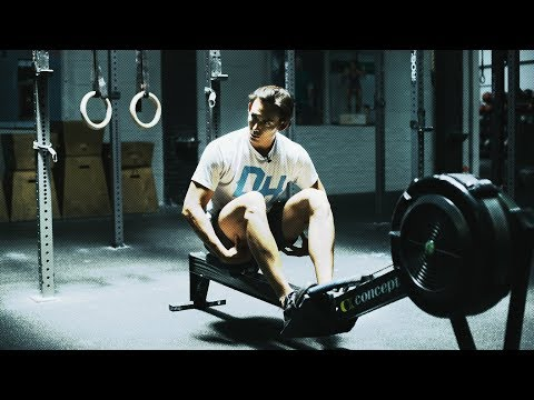 Why You Shouldn't Lift Your Heels on the Concept2 Rowing Machine