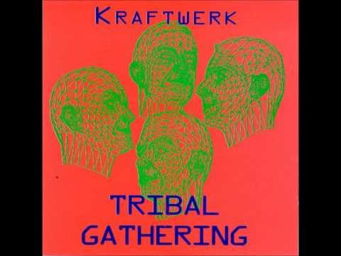 Kraftwerk Live Tribal Gathering