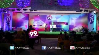 """""""Mardala na Muddala Mardala"""" Folk Song Perfromance at Numaish - 2015 at Nampally - 99tv"""
