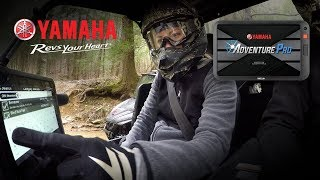 Yamaha Adventure Pro - The Ultimate All-Terrain GPS
