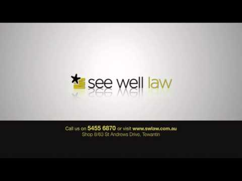 See Well Law - Solutions you need and can afford in Australia