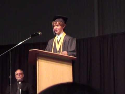 Kole's Valedictorian Speech