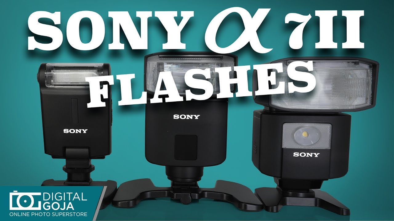 Top Flashes I Sony A7 Mark Ii Youtube