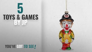 Top 10 Jp Toys & Games [2018]: J.P. Patches Ornament