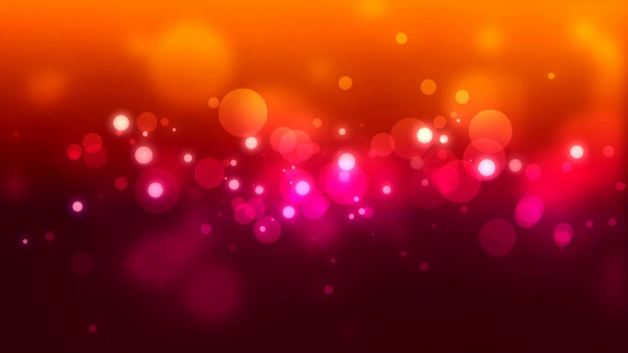 nice Bokeh background HD DOWNLOAD! - YouTube
