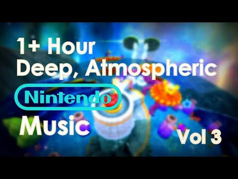 1+ Hour of Deep, Atmospheric Video Game Music from Nintendo (Vol 3)