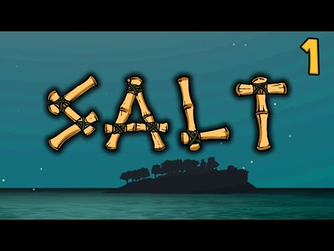 Salt: Island and Ocean Pirate Adventures Ep.1 poster