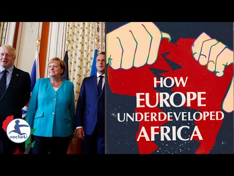 Shocking Admission of how the West Purposely Benefits from the Underdevelopment of Africa