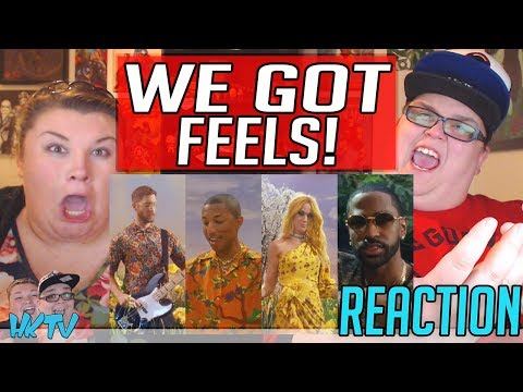 Calvin Harris - Feels ft. Pharrell Williams, Katy Perry, Big Sean REACTION!! 🔥