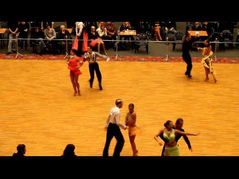 Спортивные бальные танцы - Харьков 2010