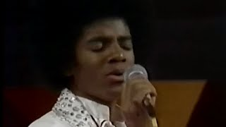 Michael Jackson - One Day In Your Life (live in Mexico 1975)