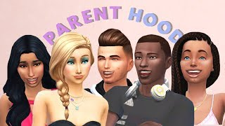 LOVE TRIANGLE Let s Play The Sims 4 PARENTHOOD Part 19