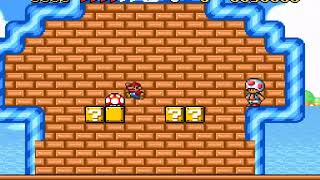 Super Mario Bros. 3x - 4 - Also Water World