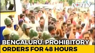 Drama Before Trust Vote: BJP, Congress Workers Clash Over 2 Independents