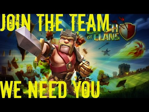Clash Of Clans - Clan Recruitment! (1000 Sub Special)