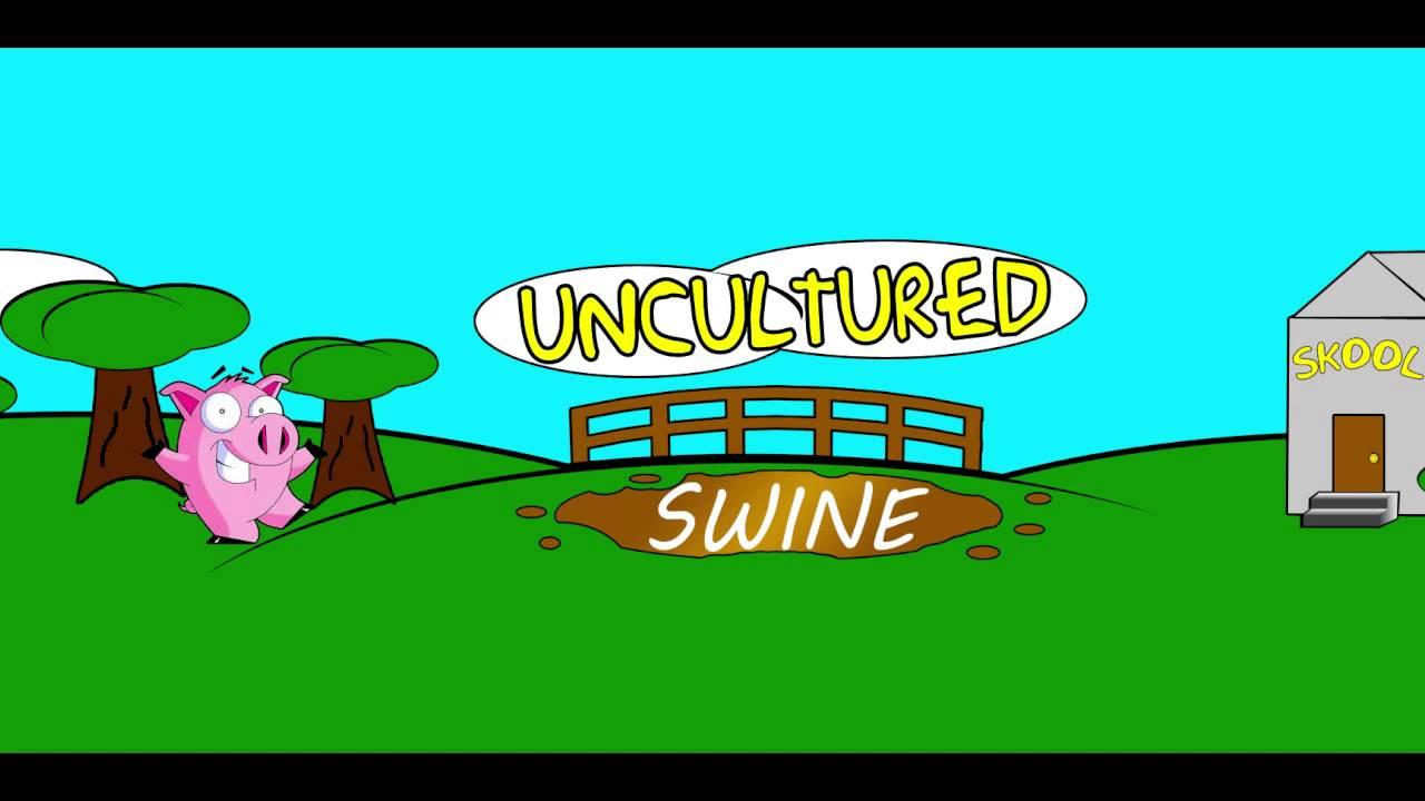 Uncultured Swine Teaser - YouTube