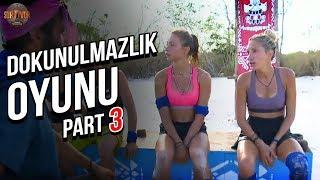 Dokunulmazlık Oyunu 3. Part   31. Bölüm   Survivor Türkiye - Yunanistan