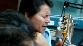 Cuti y Roberto Carabajal en Cadena 3 Chacareras varias