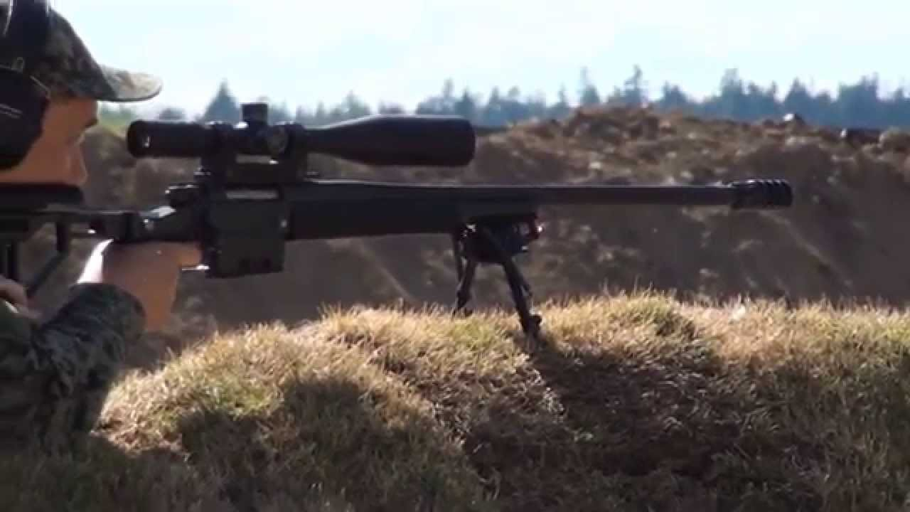 ORSIS T-5000 rifle - YouTube