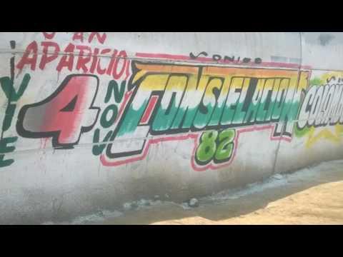 SONIDO COLOMBIA DEL BARRIO DE LA CHIPOTLA. CUANDO VOLVERAS. cumbia poblana thumbnail