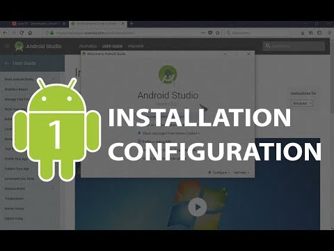 TP Android N°1 : Installation Et Configuration D'Android Studio