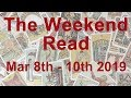 The Weekend Read - March 8th to 10th 2019 - Your magic wand; manifesting success - Tarot Reading