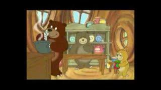 Три медведя.  Сказка на английском языке