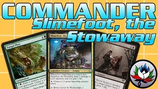 Video MTG – BROKEN Slimefoot, the Stowaway EDH/Commander Deck Tech for Magic: The Gathering! download MP3, 3GP, MP4, WEBM, AVI, FLV Juni 2018