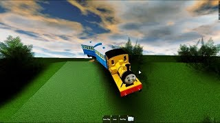 THOMAS AND FRIENDS The Naughty Narrow Railway ROBLOX! Part 3
