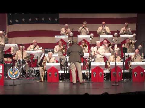 Bill Baker Big Band June 8, 2018 at the 43rd Annual Glenn Miller Festival