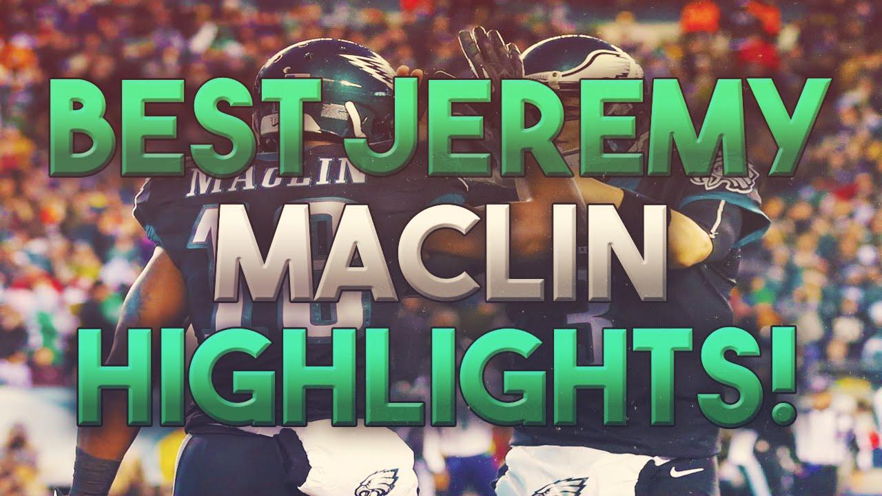 a93e716edc6 Best Jeremy Maclin Philadelphia Eagles Highlights -