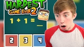 Hardest Game Ever 2 - I LOVE MATHS - Part 3 (iPhone Gameplay Video)
