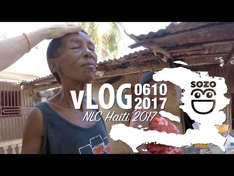She found Living Water . . . Day 6 NLC Haiti 2017 Mission Trip - 06102017
