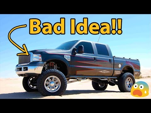6 Worst Truck Mods Only A Truck Ricer Would Love!!