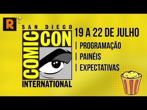 Playlist San Diego Comic-Con 2018