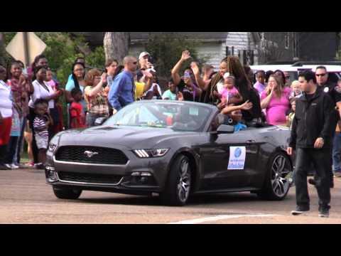 La'Porsha Renae Parade McComb Mississippi