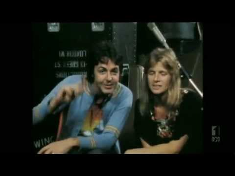 Countdown (Australia)- Molly Meldrum Interviews Paul & Linda McCartney- April 3, 1977- 100th Episode