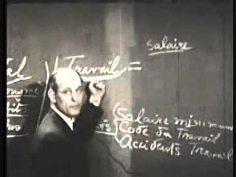 René Lévesque répond a Éric Duhaime et Mario Dumont a propos des syndicats.