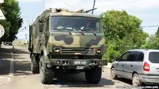Российские военные провели в армянском селе учения, не предупредив жителей