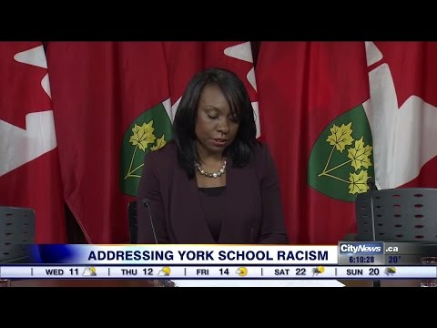 Video: York school board slammed in report on racism, Islamophobia