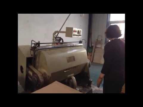 corrugated box die cutting machine/pizza box die-cutting