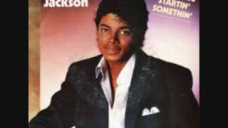 Michael Jackson feat. Akon - wanna be startin