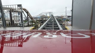 Revolution On Ride POV - Blackpool Pleasure Beach HD