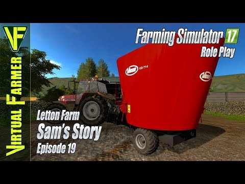 COW CARE | Sam's Story, Episode 19: Farming Simulator 17 Role Play thumbnail